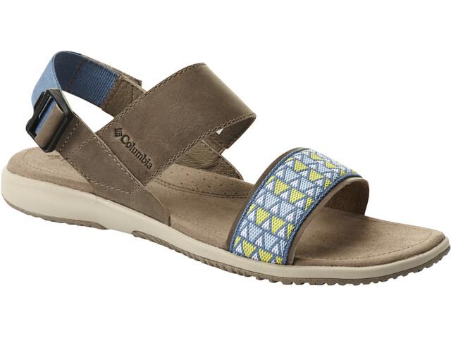 Columbia Solana Sandals Damen wet sand/steel